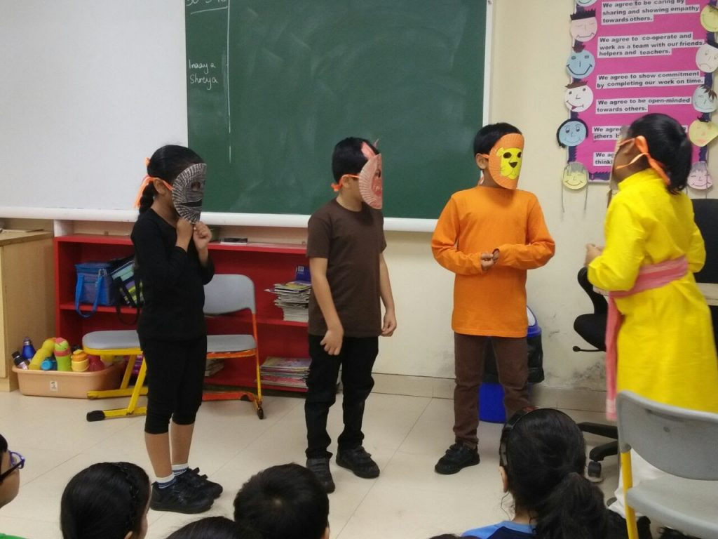Drama in primary