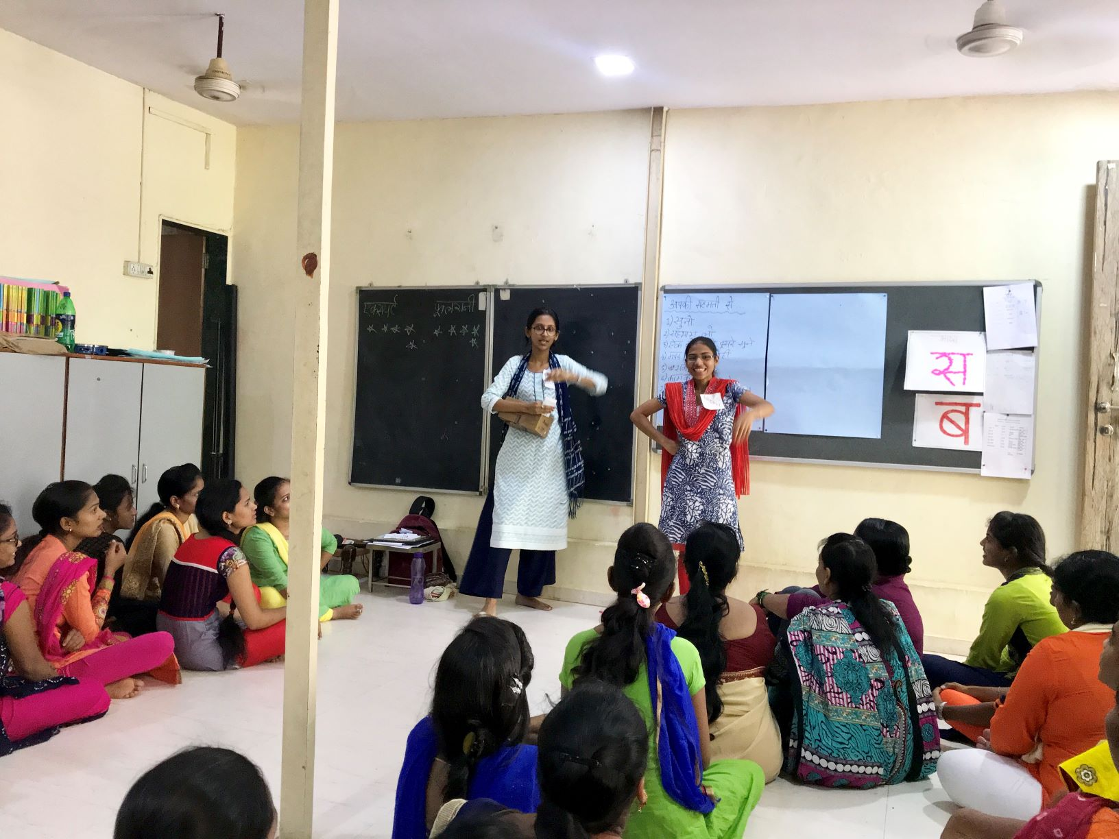 Aanchal Jain at Door Step School_low res