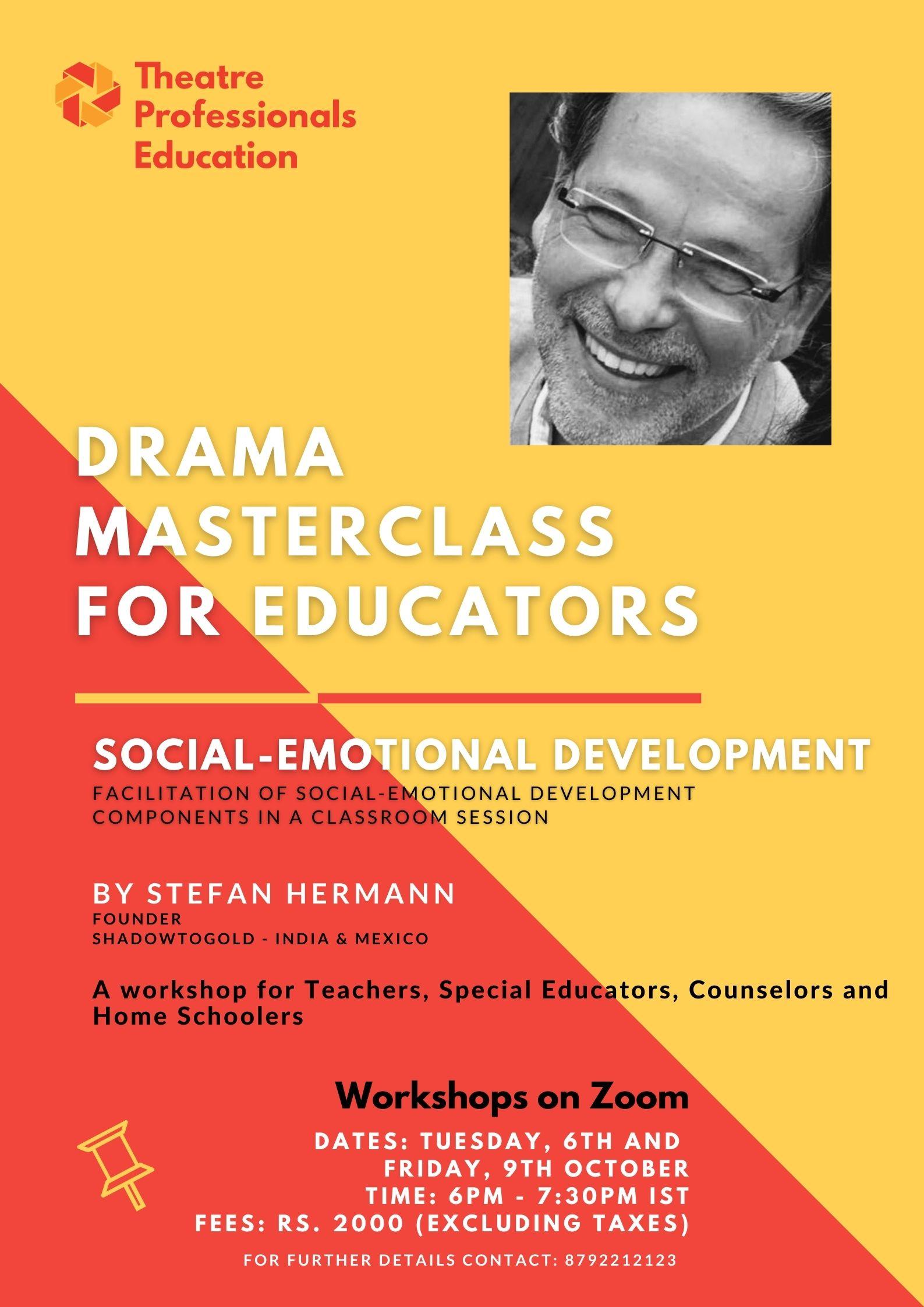 Stefan - DRAMA MASTERCLASS FOR EDUCATORS (1)